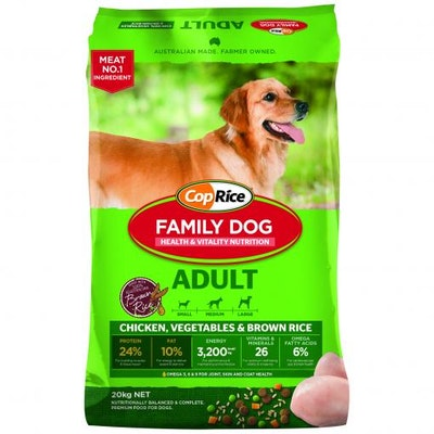 Coprice Family Adult Chicken Dry Dog Food 20kg