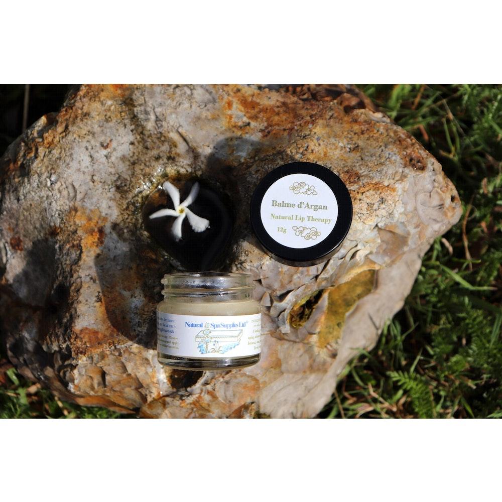 Natural Spa Supplies Lip Balm Of Argan Oil