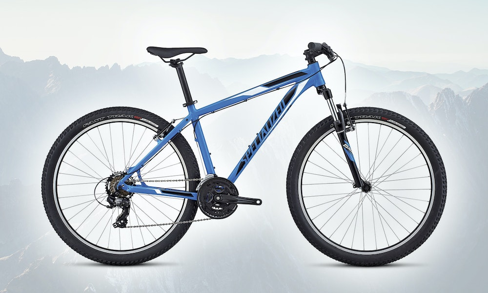 Specialized Hardrock 650b 2017 Best Budget Mountain Bikes for AUD 500 BikeExchange