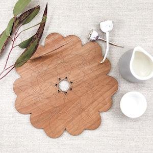 Botanical Shape Table Mats