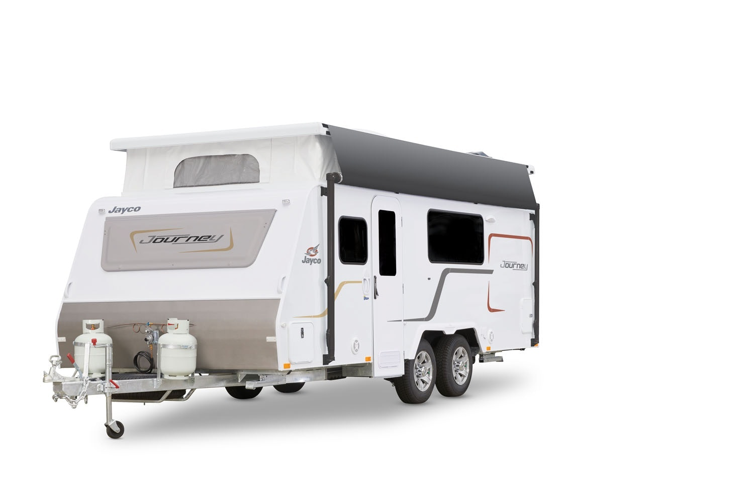 Jayco Journey Pop Top