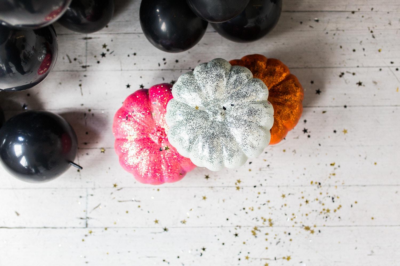 DIY with Spotlight: Painted Pumpkins