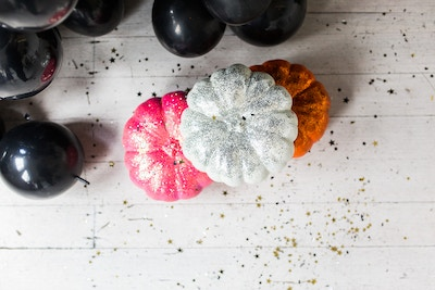 DIY with Spotlight: Painted Pumpkins