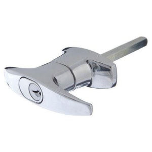 Lock Focus LW4 Keyable Garage T Handle