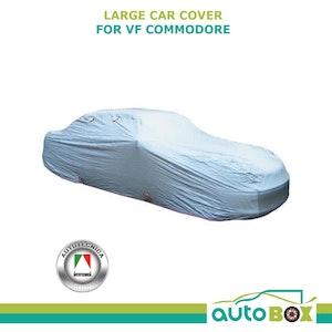 VF COMMODORE SS HSV CAR COVER Stormguard Waterproof Fleece 5.2M Large w/ Bag