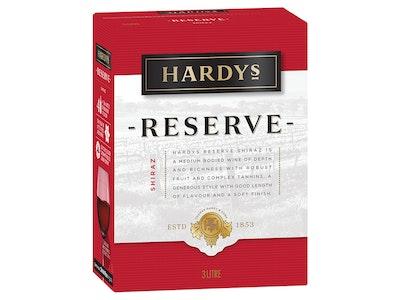 Hardys Shiraz Cask 3L
