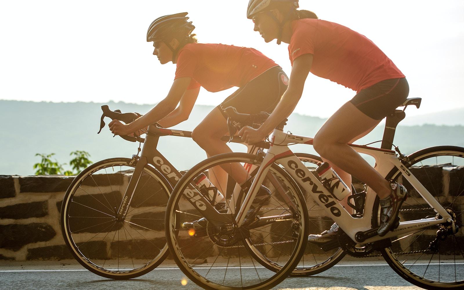 Cervélo Bikes - Kanadische Rennmaschinen