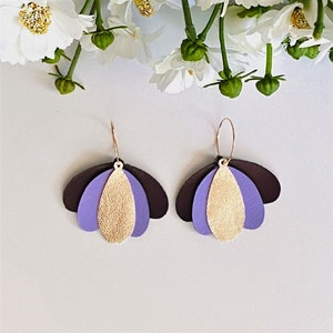 Flower Blossom Earrings