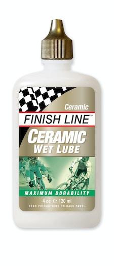 CERAMIC WET LUBE 4oz (12), Chain Lubricants