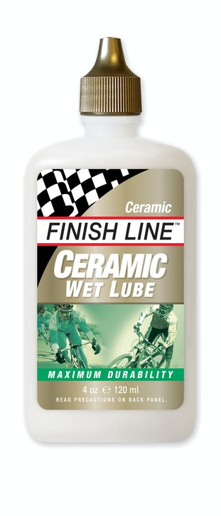 CERAMIC WET LUBE 4oz (12), Chain Lubricants