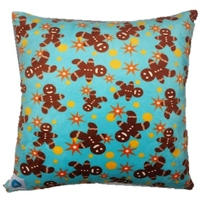 Cushion Covers: Gingerbread