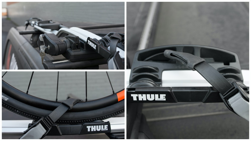 Thule 598 straps collage