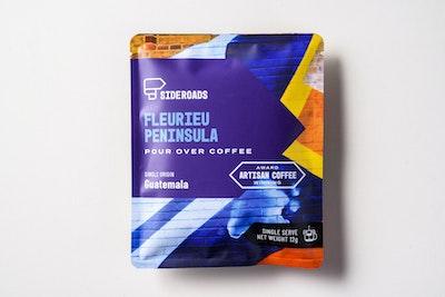 Sideroads Fleurieu - Box of 10 | Drip coffee sachets