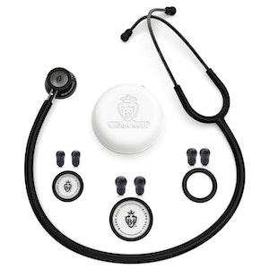 Björn Hall Stethoscope Matte Black