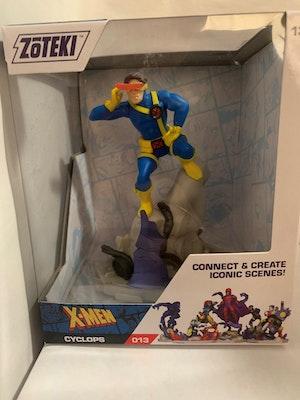 Cyclops X-Men Zoteki – Series 1 Diorama Figure New in Box