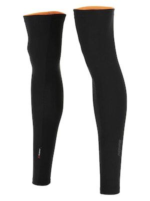 Santini Vega Multi Wind Proof/Rain Rest Leg Warmers Blk