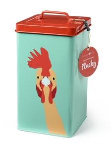 """Plucky"" Chicken Tin"
