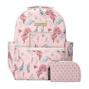 Petunia Pickle Bottom Ace Backpack - Little Mermaid