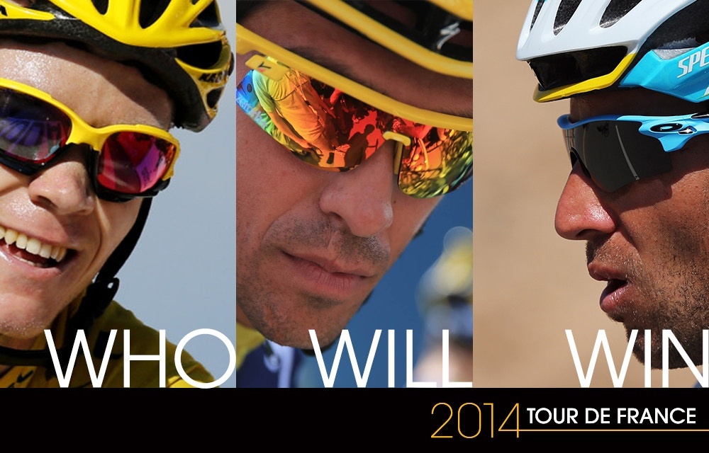 Meet the Contenders - Tour De France 2014