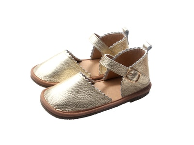 Wildchase The Sweetheart Collection - 100% Textured Leather - Gold