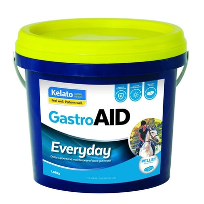 Kelato Gastroaid Everyday Horses Digestive Health Pellet - 2 Sizes
