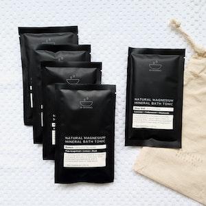 Magnesium Bath Tonic Variety 5-Pack