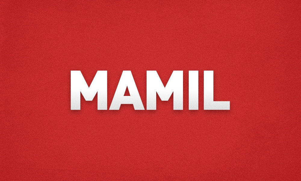 How To Spot a MAMIL