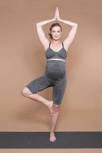 Plie Australia Maternity Wellness Sport Shorts