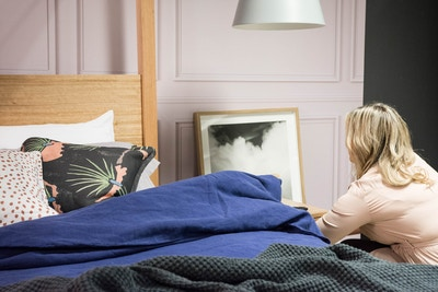 Shop the Room: The White Edition's Hamish Room
