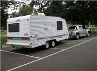 Jayco Westport rides well behind the GoSee Colorado LT-R