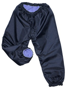 Silly Billyz Waterproof Trousers Lilac/Navy Small