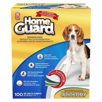 Dogit Home Guard Training Pads - 30 Pads