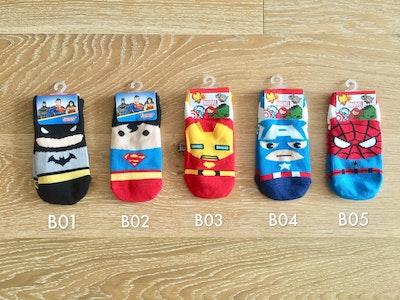 Kids Socks (3-5yrs old)