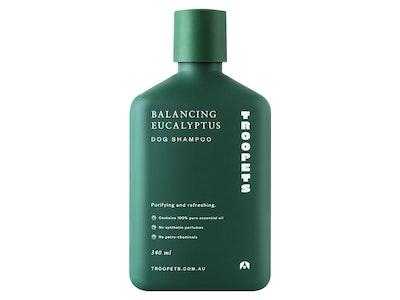 Troopets Balancing Eucalyptus Dog Shampoo