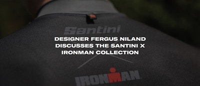 DESIGNER FERGUS NILAND DISCUSSES THE SANTINI X IRONMAN COLLECTION