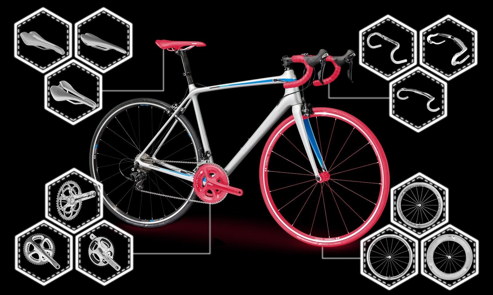 Las Primeras Mejoras que Deberías Hacerle a tu Bicicleta de Ruta