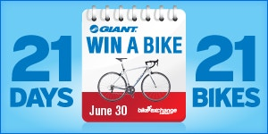The Giant Win a Bike Contest - WINNERS