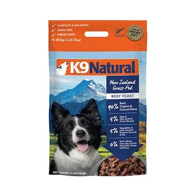 K9 Natural Beef 3.6KG