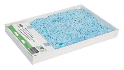 Petsafe Scoop Free Litter Tray Blue Crystal Single Tray