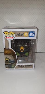 Mole miner Pop Vinyl from Fallout 76