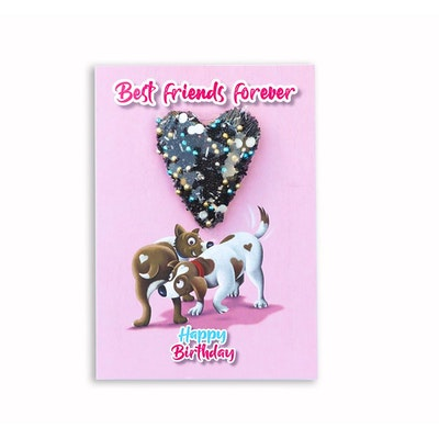 Pooch Treats Best Friends Forever Gift Card