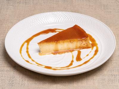 Flan Tradicional (vanilla)