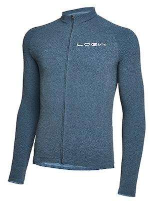 Login Cycle Club ASYUT - Login Long Sleeve Winter Jersey