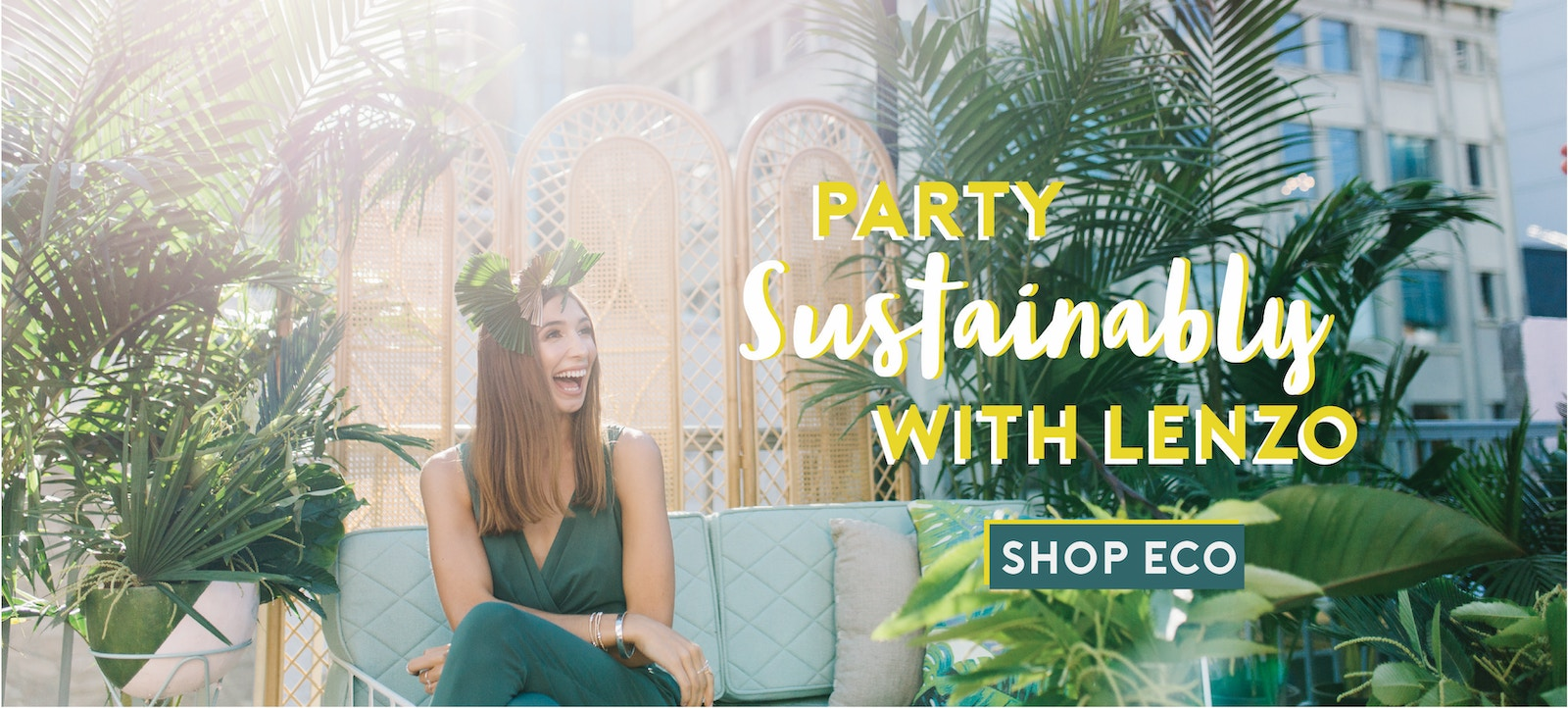 Sustainable Party Supplies