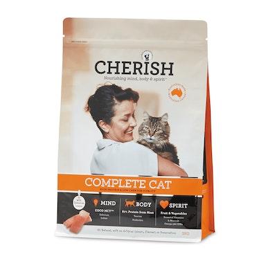 CHERISH Complete Cat Food