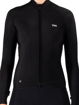 Pedal Mafia Women's Pro Thermal Jacket - Black