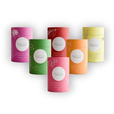 Warndu Pty Ltd Warndu Loose Leaf Teas Set
