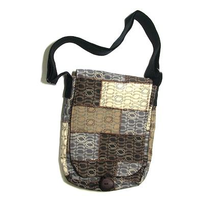 Karhina The Wall - Earth Messenger Bag