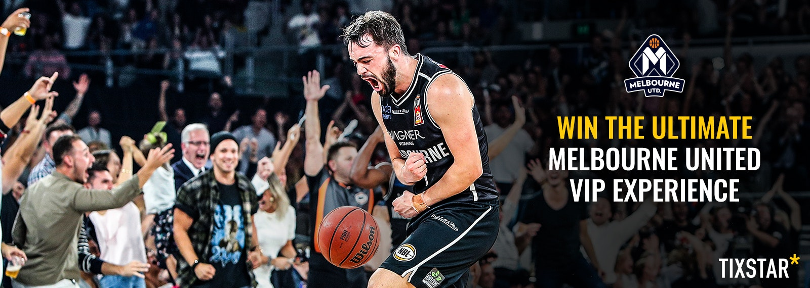 WIN The Ultimate Melbourne United VIP Experience
