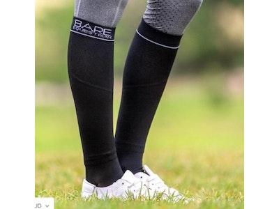 BARE Compression Logo Socks - Youth